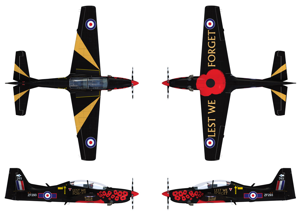 Copyright © Tucano Display Team / RAF Linton-on-Ouse
