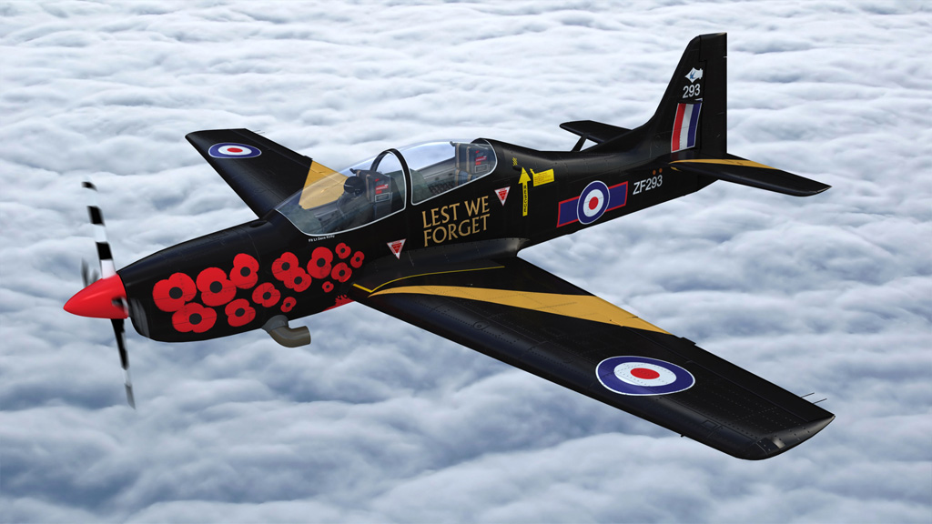 Copyright © Tucano Display Team / RAF Linton-on-Ouse